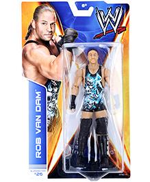 WWE Figure Assortment - Rab Ven Dom
