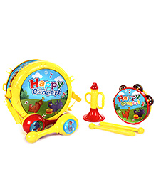 Fab N Funky Baoli Happy Concert Musical Set Baby Toys