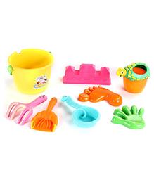 Fab N Funky Beach Toy Set - 8 Pieces