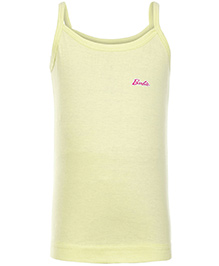 Barbie Singlet Slip - Barbie Print - 4 To 6 Years