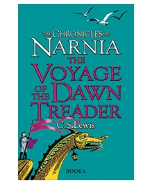 Harper Collins The Chronicles Of Narnia The Voyage Of The Dawn Treader Book 5 - English