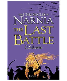 Harper Collins The Chronicles Of Narnia The Last Battle Book 7 - English