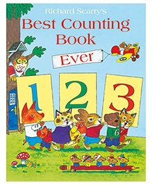 Harper Collins Best Counting Book Ever - English