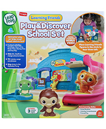 Leap Frog Play And Discover School Set - 2 Years +