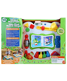 Leap Frog Learn And Groove Musical Table - 6 To 36 Months