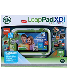 Leap Frog Leap Pad Ultra XDi Learning Tablet - Green - 3 To 9 Years