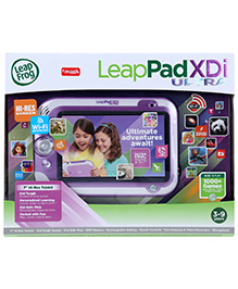 Leap Frog Leap Pad Ultra XDi Learning Tablet - Pink - 3 To 9 Years