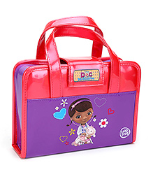 Leap Frog Mobile Learning Fashion Handbag Doc Mcstuffins