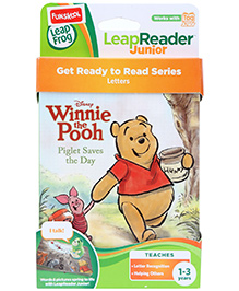 Leap Frog Tag Junior Disney Winnie The Pooh Piglet Saves The Day- English