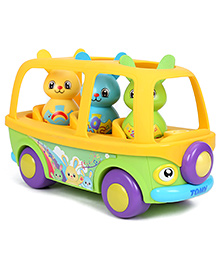 Tomy Sing n Learn Bunny Bus - Multicolour