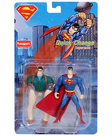 Superman Funskool Quick Change Figure
