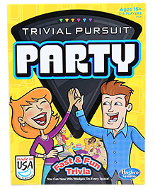 Funskool Trivial Pursuit Party