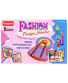 Funskool Fashion Design Studio