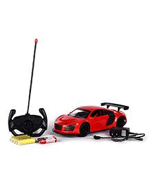 Fab N Funky Remote Control Car - Red