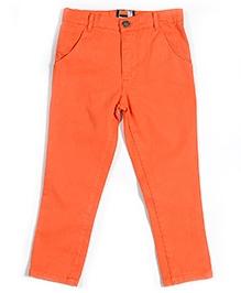 Nauti Nati Pop Up Orange Pant