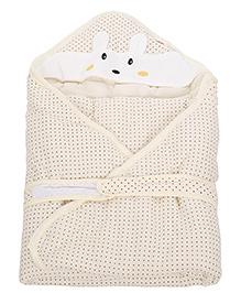 Fab N Funky Hooded Sleeping Bag Wrapper