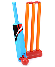 Funfactory Cricket Set Small - Blue And Orange