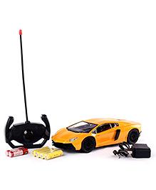 Fab N Funky Remote Control Car - Yellow