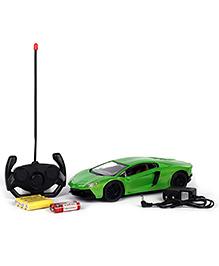 Fab N Funky Remote Control Car - Green