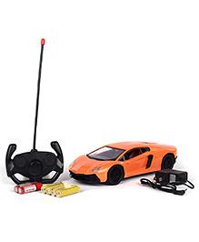 Fab N Funky Remote Control Car - Orange