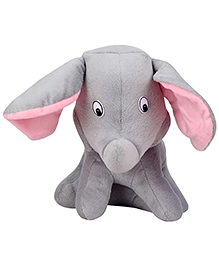 IR Scholar Elephant Soft Toy - Grey