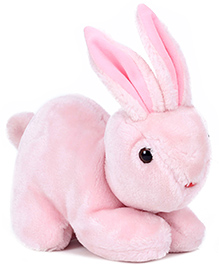 IR Rabbit Soft Toy - Pink