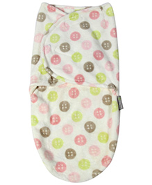 Fab N Funky Swaddle Wrap - Multicolor