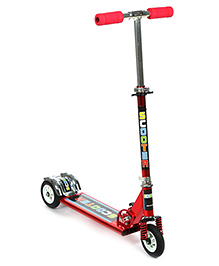 Fab N Funky Baby Scooter - Red