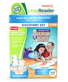 Leap Frog Interactive Human Body Discovery Set