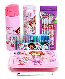 Dora School Kit - Pack Of 6