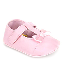 Gini & Jony Belly Style Booties - Pink