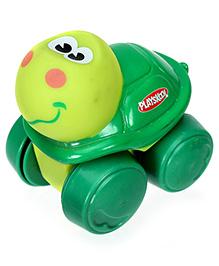 Funskool Playskool Wheel Pals Animals Tortoise - Green