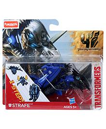 Transformers 1 Step Strafe Flip To Change - Blue And Black