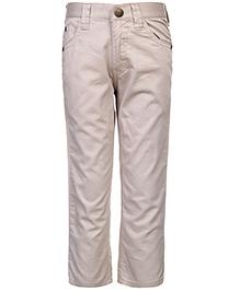 Gini & Jony Full Length Trouser - Solid Color