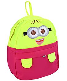 Fab N Funky School Bag - School Bag 25 X 9 X 30 Cm