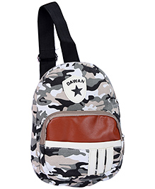 Fab N Funky Backpack Dawn Star - 9 Inches