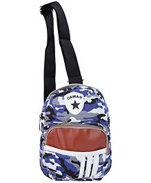 Fab N Funky Backpack Dawn Star - 9 Inches