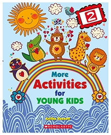 Scholastic More Activities For Young Kids 2 - Englsih