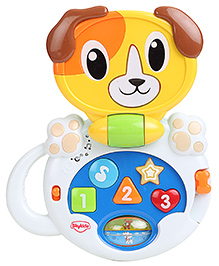 Mitashi Musical Tunes Puppy Laptop - Multicolor