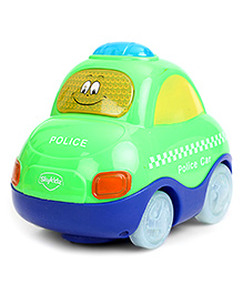 Mitashi Clap And Zoom Vehicle - Multicolor - 18 Months+