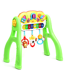 Mitashi Electronic Multi Activity Baby Trainer - Over All - 38 X 54 X 53 Cm