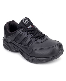 Action Campus Junior Shoes - Black