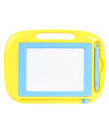 Fab N Funky Baby Writing Board - Yellow