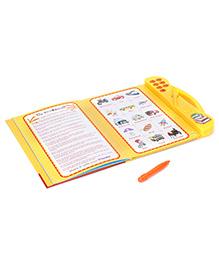 Mitashi Sky Kidz E Book - Yellow