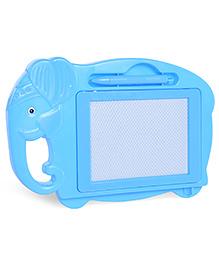 Fab N Funky Writing Board Elephant Design - Blue