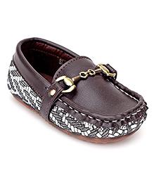 Ket Slip - On Coffee Brown Loafer