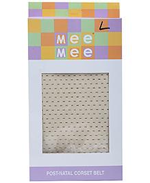 Mee Mee Corset Belt - Large
