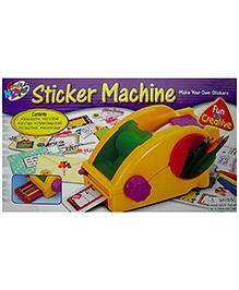Kreative Box Sticker Machine - Multi Color
