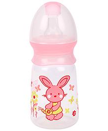 Mee Mee Feeding Bottle Pink - 125 Ml - 0 Months+