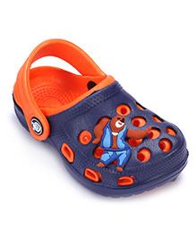 Cute Walk Clog Dual Color - Cute Applique